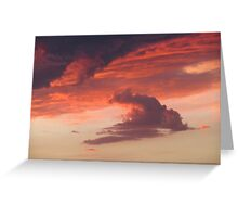 Summer Sunset Series (4) Greeting Card