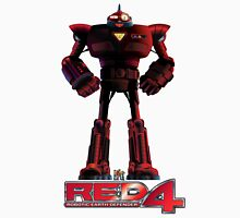 Robotic Earth Defender Unisex T-Shirt