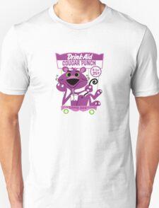 Cougar Punch Unisex T-Shirt