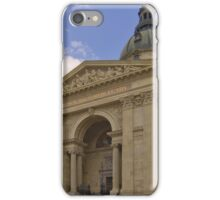 St. Stefan's Cathedral, Exterior 1 iPhone Case/Skin