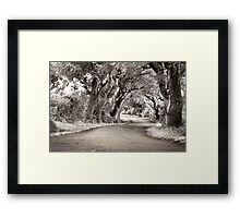 Where Either #1 Framed Print