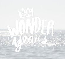 The Wonder Years by theladyofbagend
