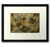 Panoche Hills Framed Print