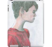 Selfie Sketch iPad Case/Skin