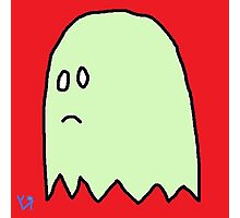 """Another Boring Stupid Old Ghost (With Self-Esteem Issues)"" by Richard F. Yates Photographic Print"