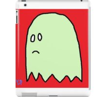 """""""Another Boring Stupid Old Ghost (With Self-Esteem Issues)"""" by Richard F. Yates iPad Case/Skin"""