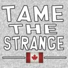 Tame The Strange by lab5studios