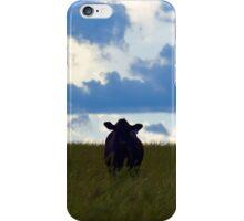 Black Angus beauty... iPhone Case/Skin