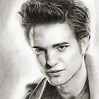 Robert Pattinson by lookmancini
