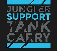 Support Only by rengarrr