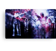 Dancing With Excluded Creatures Canvas Print