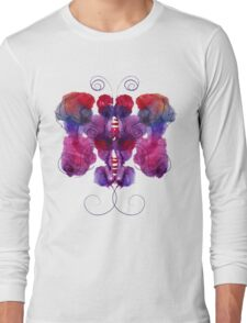 Violet Butterfly T-Shirt