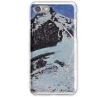 South col with wind turbine iPhone Case/Skin