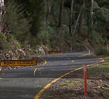 Road Closed by Ben Breen