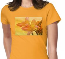 Tropical Beauty Womens Fitted T-Shirt