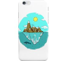 Land v. Sea iPhone Case/Skin