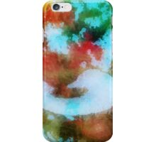 Abstract Fungii iPhone Case/Skin