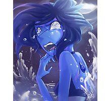 I Am Lapis Lazuli Photographic Print