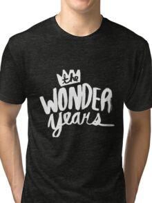 The Wonder Years Tri-blend T-Shirt