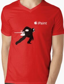 iPaint Mens V-Neck T-Shirt