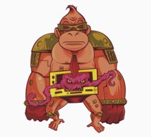 DONKEY KRANG V. 1.0 One Piece - Short Sleeve