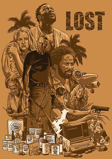 LOST 2 by xcub