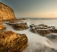 Clifton Beach by John Harrison
