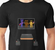 Five Nights at Freddy's Atari Art Unisex T-Shirt