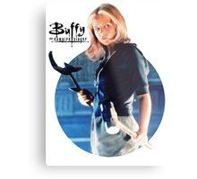 I'm Buffy...the Vampire Slayer Metal Print