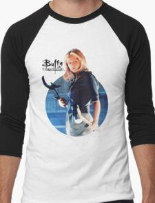 I'm Buffy...the Vampire Slayer Men's Baseball ¾ T-Shirt