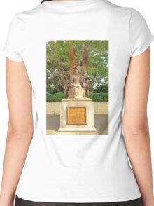 South Carolina Women Memorial  Women's Fitted Scoop T-Shirt