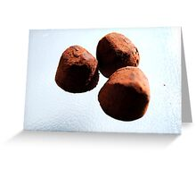 Trufflines Greeting Card