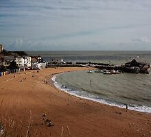Broadstairs Seafront, Kent UK - Sept 2010 by Deb Gibbons