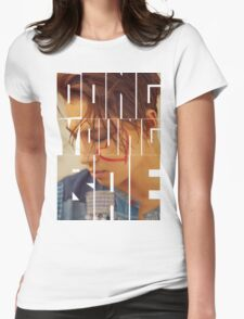 BIGBANG Taeyang 'Dong Young Bae' Typography Womens Fitted T-Shirt