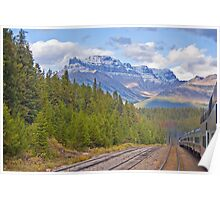 Rocky Mountaineer #2 Poster