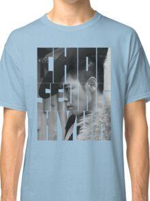 BIGBANG T.O.P 'Choi Seung Hyun' Typography Classic T-Shirt