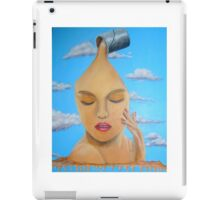 Pouring Magic  iPad Case/Skin