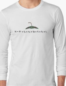 Drake Equation Long Sleeve T-Shirt