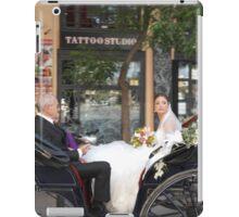 Valencia Bride iPad Case/Skin