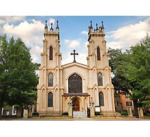 Trinity Episcopal Cathedral 1  Photographic Print
