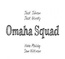 Omaha Squad 2 Photographic Print