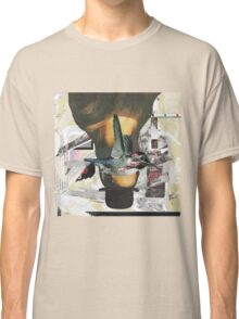 Woman in a Bowler Hat Classic T-Shirt