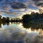 Murray River #4 | Echuca | Victoria by Bill Fonseca