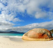 Little Beach - Albany Western Australia by David J Baster