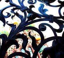Heaven Beyond The Gates by J J  Everson