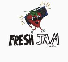 Fresh Jam  One Piece - Short Sleeve