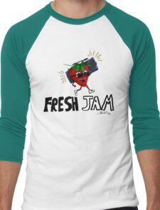 Fresh Jam  Men's Baseball ¾ T-Shirt