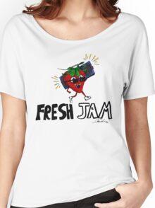 Fresh Jam  Women's Relaxed Fit T-Shirt