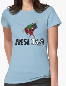 Fresh Jam  Womens Fitted T-Shirt