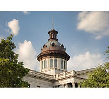 South Carolina State House Study 4  Photographic Print